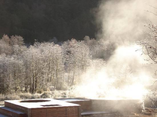 Spa Termal, Lahuen Co Eco Resort 2