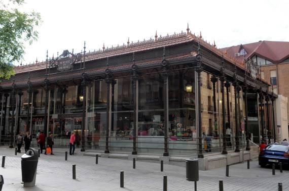Mercado de San Miguel en Madrid 1