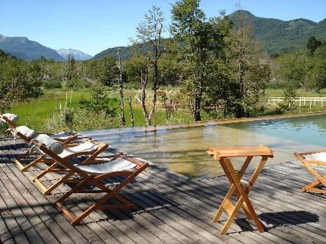 Spa Termal, Lahuen Co Eco Resort 1