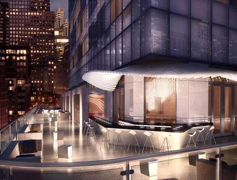 Hoteles nuevos en Dowtown, Nueva York 1