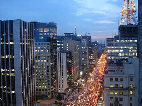 Lugares de interés en Sao Pablo (I) 1