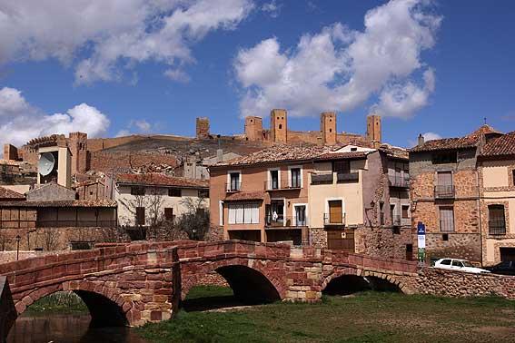Recorriendo la ciudad de Molina de Aragón 1