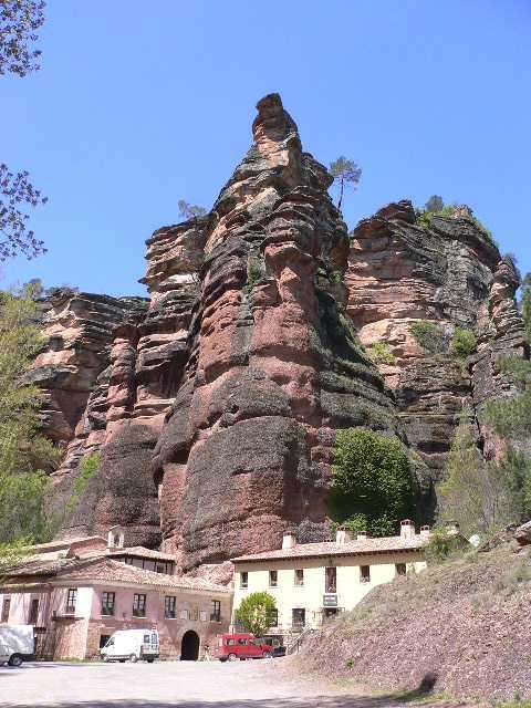 Recorriendo la ciudad de Molina de Aragón 2