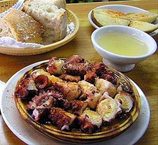 Turismo gastronómico en Santiago de Compostela 1