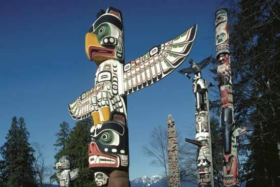 El parque Stanley en Vancouver 1