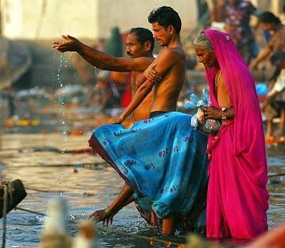 Benarés, cuidad sagrada de La India 2