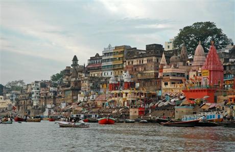 Benarés, cuidad sagrada de La India 1