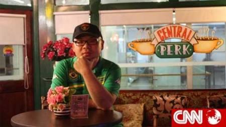 Visita la cafetería de Friends 1
