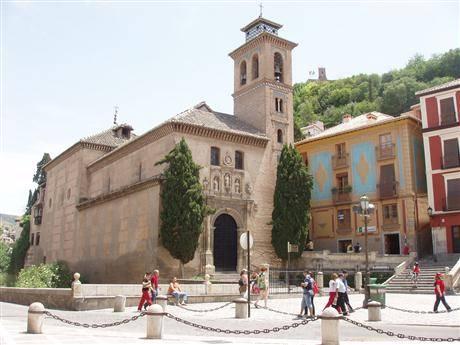 El Paseo de los Tristes, en Granada 2