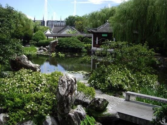 Los Jardines Chinos, un arte milenario 1