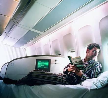 Viaja en primera clase con Virgin Atlantic 1