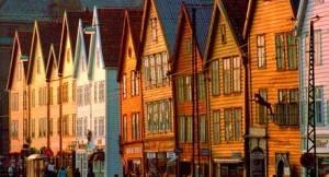 Bergen: Los asombrosos colores de Noruega 1