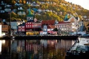 Bergen: Los asombrosos colores de Noruega 2