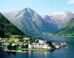 Voss: Escala estratégica para conocer los fiordos noruegos 1