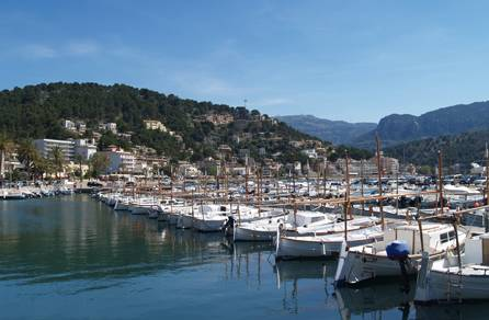 Sóller, precioso pueblo costero de Mallorca 3