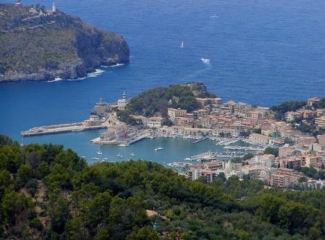 Sóller, precioso pueblo costero de Mallorca 1