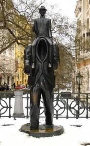 Praga: el recorrido de la cucaracha 2
