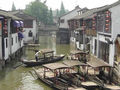 Zhujijiao, un paraíso en Shangai 1