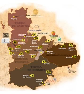 Valladolid, descubre sus castillos 2