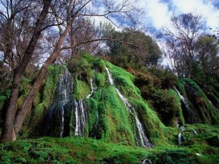 Monasterio de Piedra: un parque de ensueño en Zaragoza 1