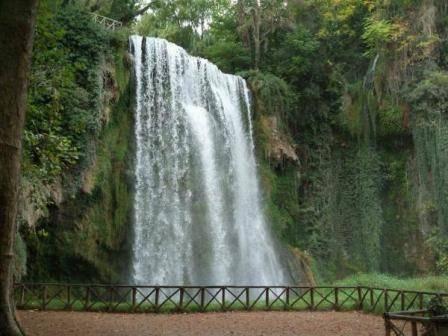 Monasterio de Piedra: un parque de ensueño en Zaragoza 2