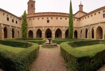Monasterio de Piedra: un parque de ensueño en Zaragoza 4