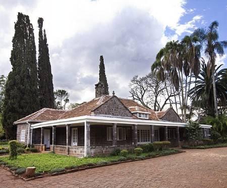 La casa de Memorias de África en su aniversario 1