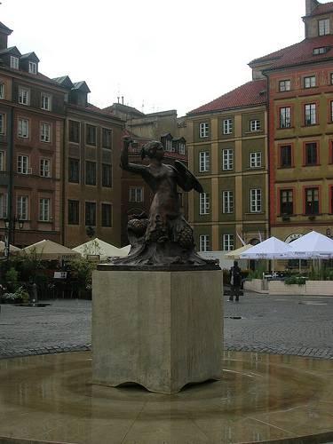 Los puntos clave en Varsovia 1