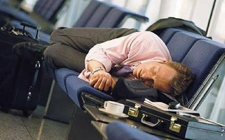 ¡Adiós jet lag! 1