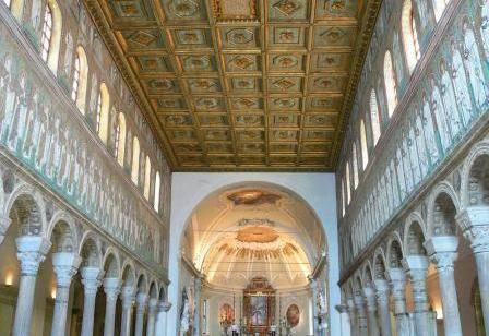 Ravenna: el paraíso en mosaicos 5
