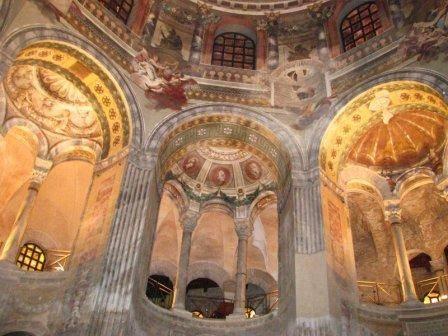 Ravenna: el paraíso en mosaicos 1