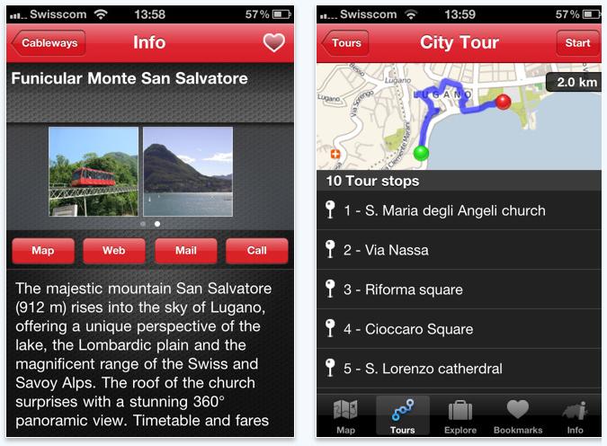Organiza tu vacaciones en Zurich en tiempo real 3