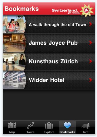 Organiza tu vacaciones en Zurich en tiempo real 2