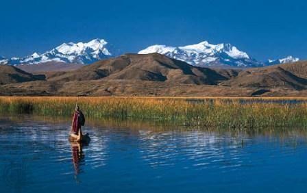Islas del lago Titicaca: navegando por Perú y Bolivia 2