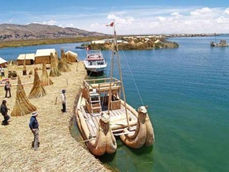 Islas del lago Titicaca: navegando por Perú y Bolivia 3