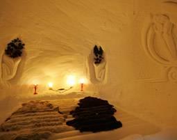 Una noche en un iglú 1