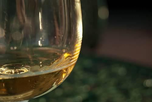 El sol en una copa