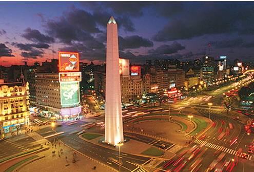 Destino: Argentina 1