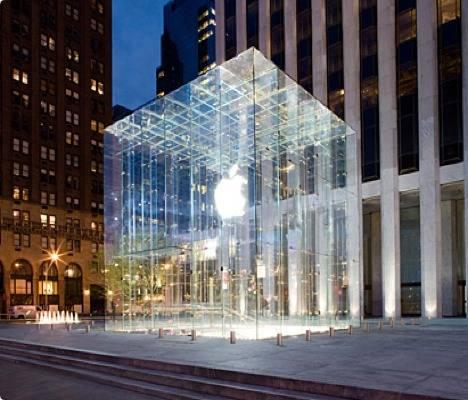 La Apple Store de la Quinta Avenida, la más emblemática que nos deja Steve Jobs 1