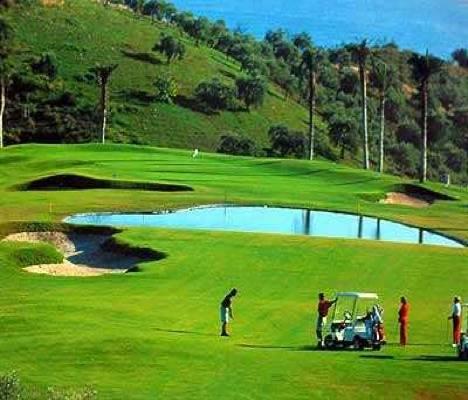 Mijas promocionará el golf como reclamo turístico 1