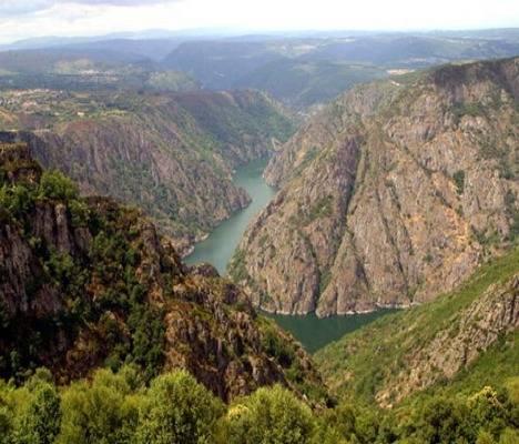 La Ribeira Sacra, la ruta por el cañón del Sil 1