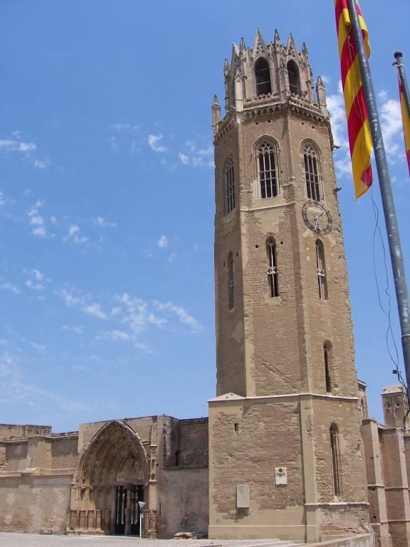 Lleida, ciudad entre nieblas 2