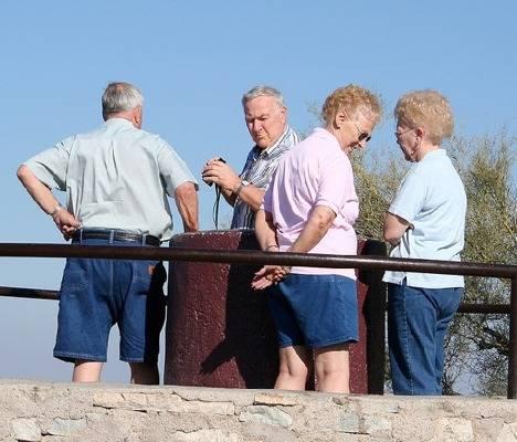 Andalucía es el destino preferido para los mayores de 55 años 1