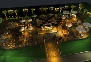 El Hotel Metropolitan de Dubai, está listo para ser demolido 1