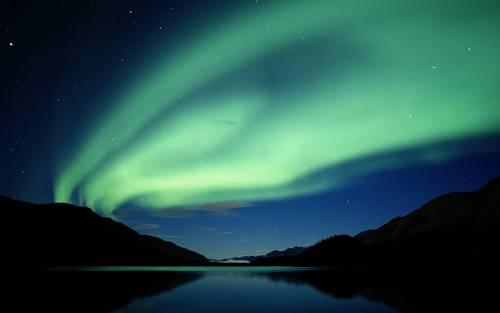 Aurora Boreal en Noruega, espectáculo celeste 2