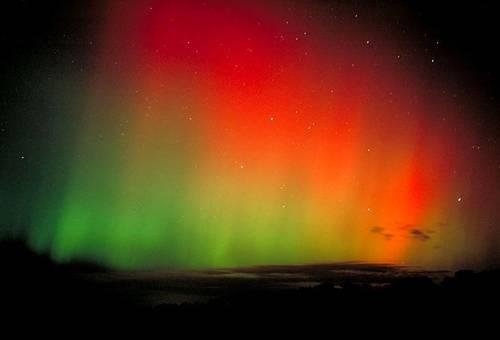 Aurora Boreal en Noruega, espectáculo celeste 3