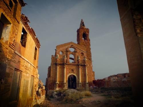 El pueblo fantasma de Belchite 1
