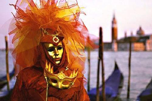 La magia del Carnaval de Venecia 1