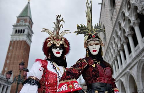 La magia del Carnaval de Venecia 2