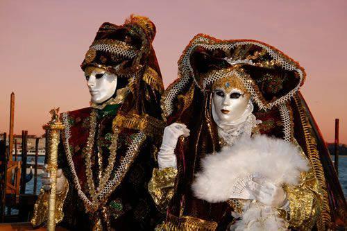 La magia del Carnaval de Venecia 3